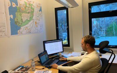 Internship Repstad Eiendom – Joakim